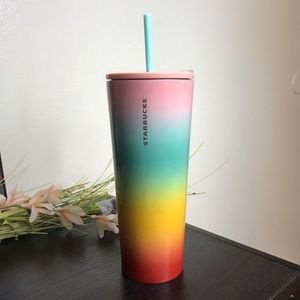 LE Starbucks Pride Tumbler 24oz!!